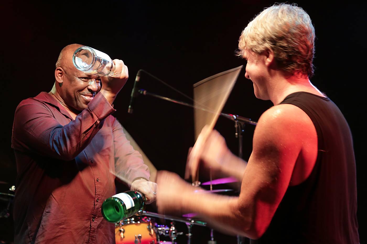 Drummer Lee